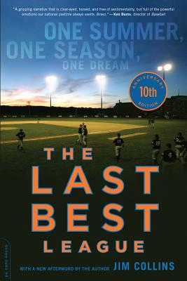 The Last Best League By Collins, Jim