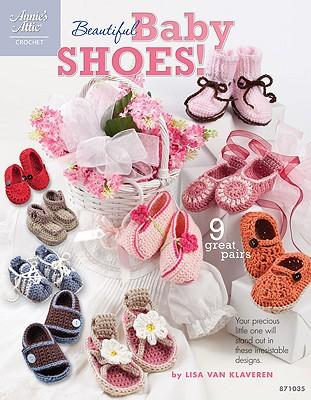 Beautiful Baby Shoes By Van Klaveren, Lisa